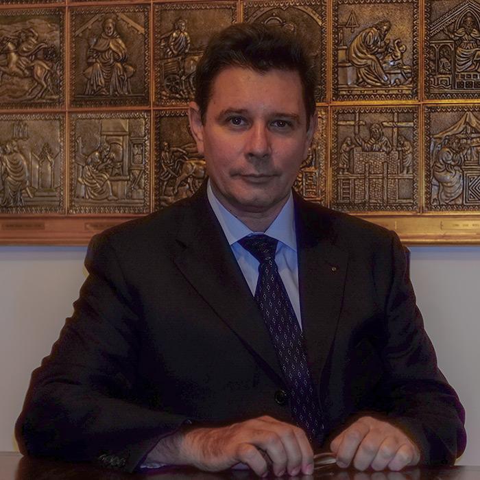 Degani e Fusini, Avvocato Franco Degani